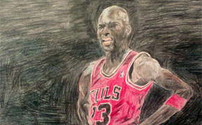 Michael Jordan Vs