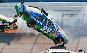 Failed Innovations in Brand Extension #974: NASCAR Partnership