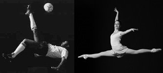 Pele, a ballet dancer.