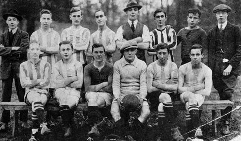 Abbots Langley Athletic, c. 1920