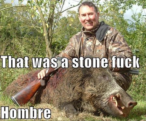 Lolcorpse boar.