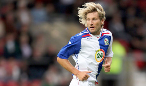 Robbie Savage's hair, and Robbie Savage.