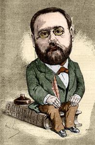 Zola. Emile Zola.