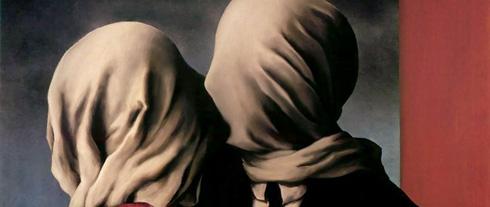 Magritte's Les Amants, 1928