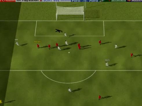 Watch Vaz's goal