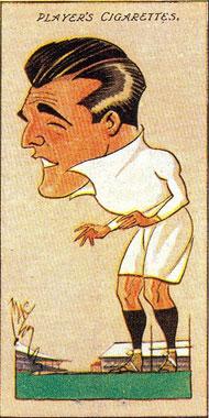 Vintage soccer card