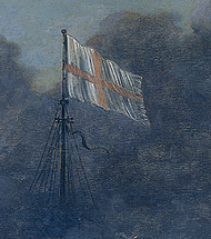 More burning of the English fleet