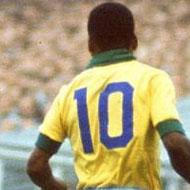 The famous number 10