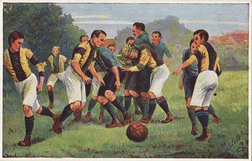 Dutch football 1918