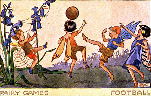 Fairy Games: Football