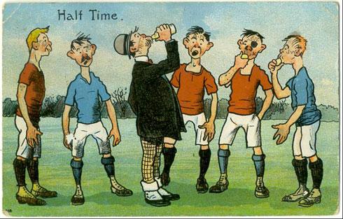 Half Time 1905