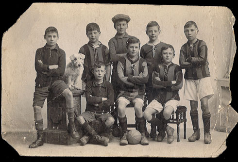 Wasps of Swindon 1923