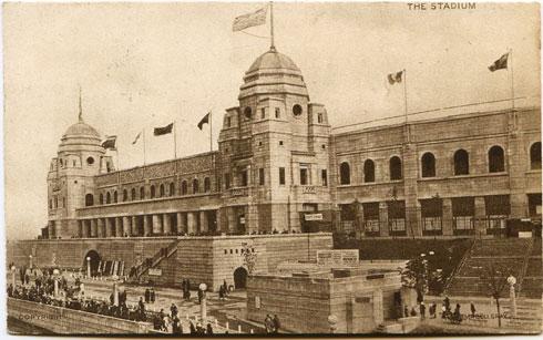 Wembley, 1925