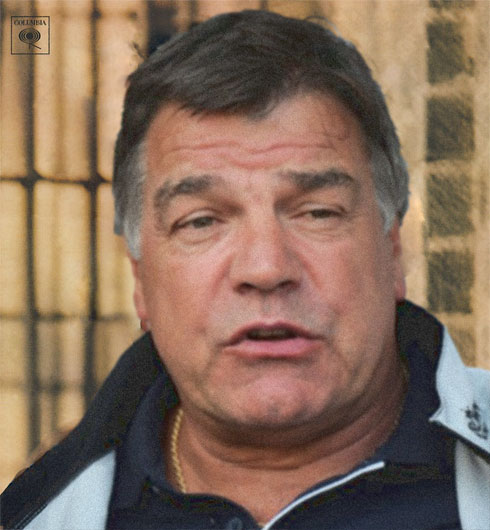 Sam Allardyce, Blob On Blob