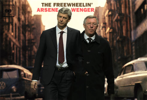 The Freewheelin' Arsene Wenger