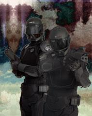 Syndicate shock troops