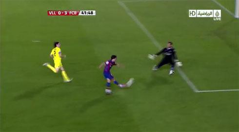 Bojan scores vs. Villarreal