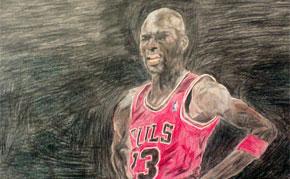 Michael Jordan Vs